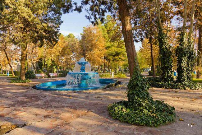 Bagh Melli Park