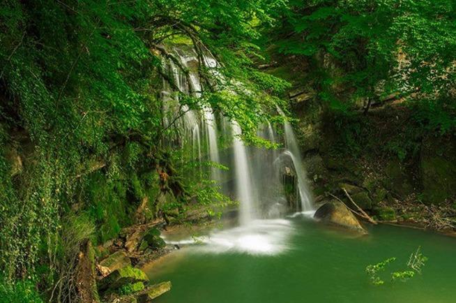Tirkan Waterfall
