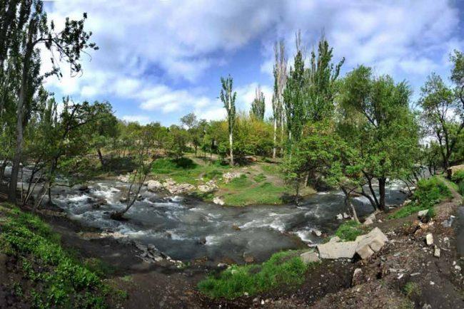 Vakil-Abad-Park