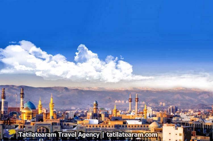 mashhad tatilateram travel agency