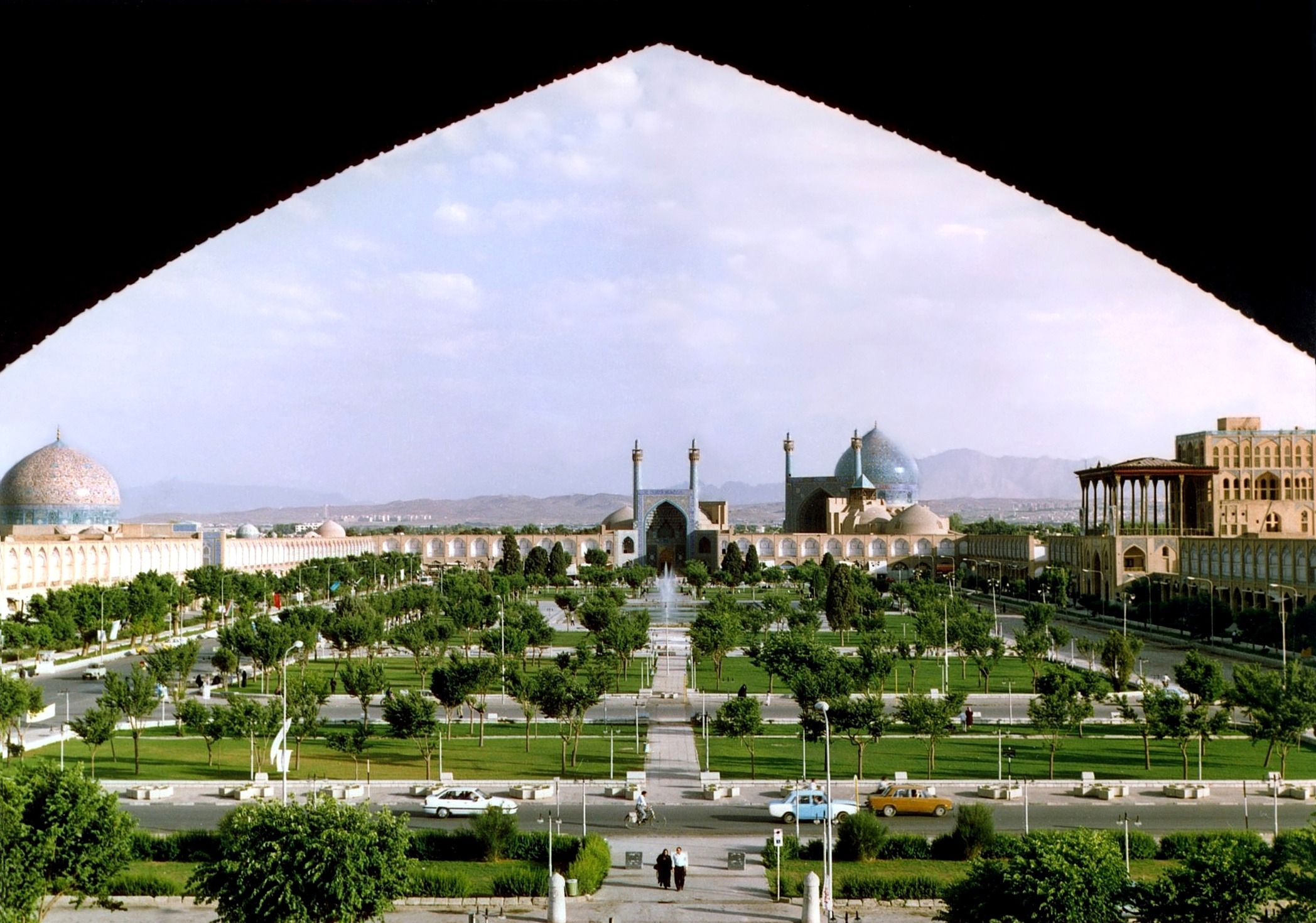 historical places in iran